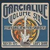 Garcialive Volume 6: July 5, 1973 Lion's Share