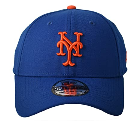 best sneakers 05e9b d6e85 Image Unavailable. Image not available for. Color  MLB New York Mets Team  Classic Game 39Thirty Stretch Fit Cap ...
