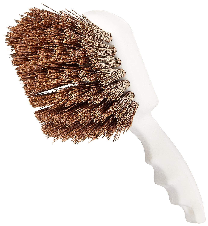 Carlisle 4054125 Sparta Utility Scrub Brush, 8' x 3', Tan 8 x 3 4054125-E