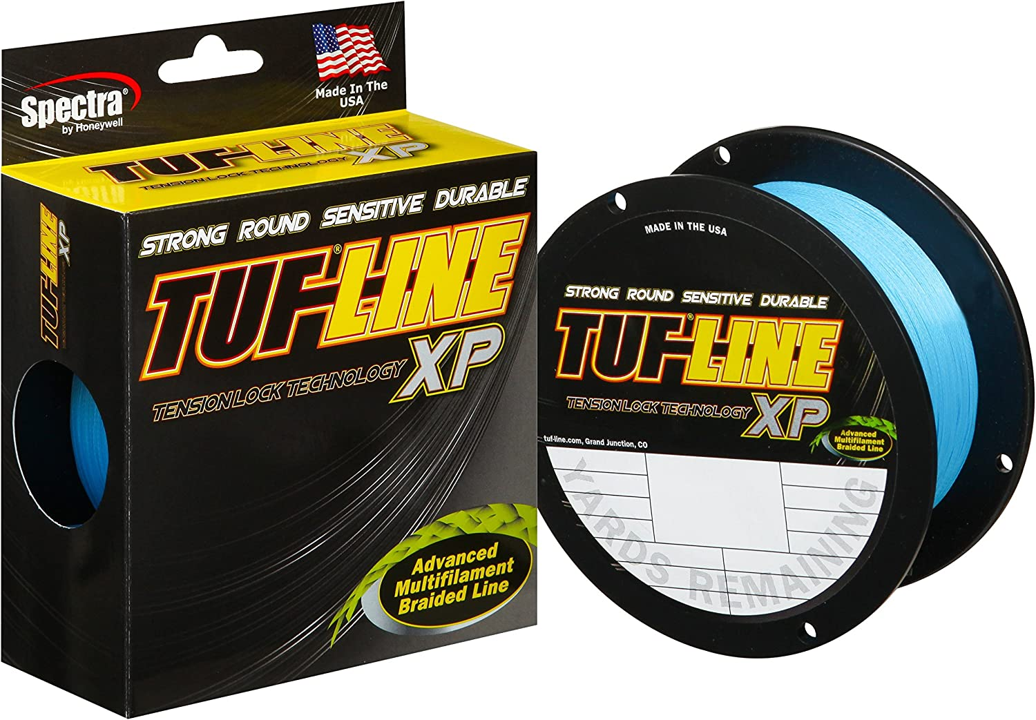 Tuf-Line XP 600 Yard Spectra Braided Fishing Line