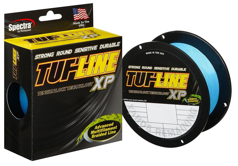 【オープニング 大放出セール】 tuf-line XP 600ヤードスペクトル編組釣りライン tuf-line 600-Yard ブルー/25-Pound XP ブルー B00MPT68YQ, 茶玻瑠:53163acb --- a0267596.xsph.ru