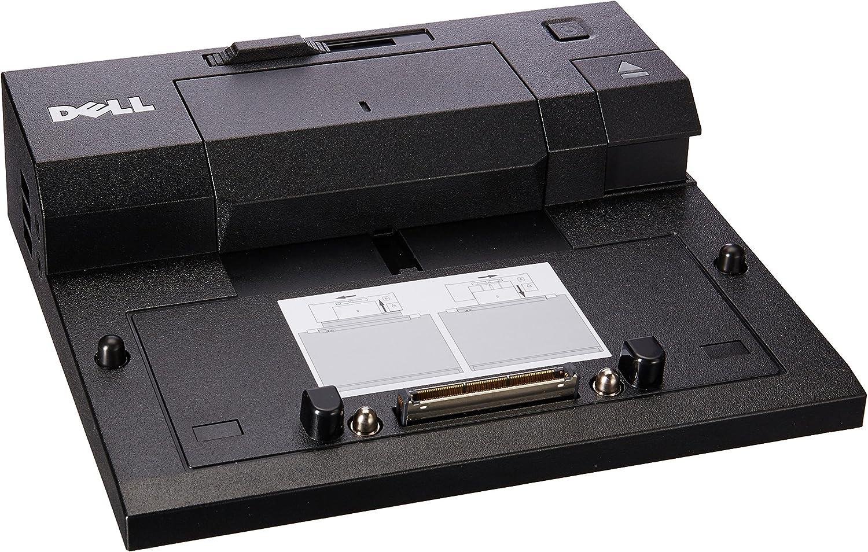 Dell E-Port Replicator 3.0 with 130W Power Adapter E Series Latitudes (PRO3X) (Renewed)