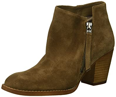 b4ab3ae3a20438 Sam Edelman Women s Macon Ankle Boot Dark Taupe Suede 5 ...