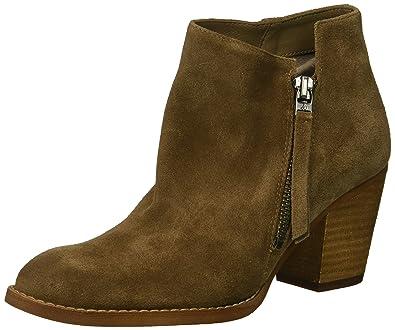 99537857f06588 Sam Edelman Women s Macon Ankle Boot Dark Taupe Suede 5 ...