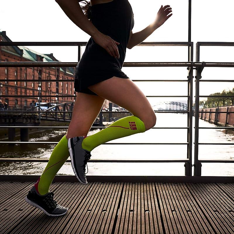 Women's Athletic Compression Run Socks