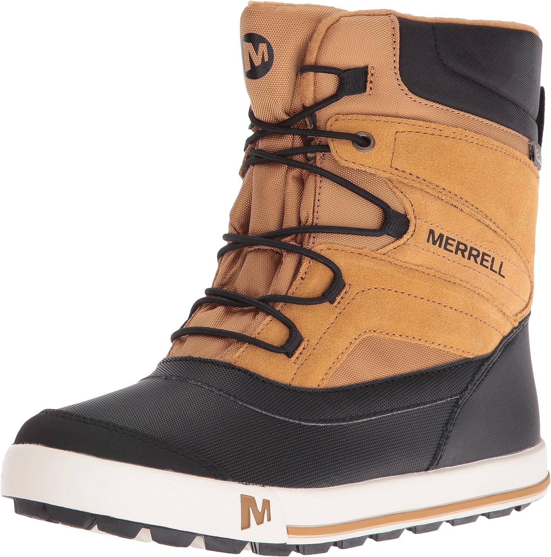 | Merrell Snow Bank 2.0 Waterproof Snow Boot (Toddler/Little Kid/Big Kid) | Snow Boots