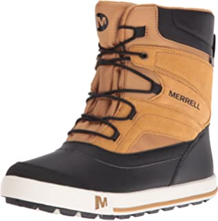 Merrell Girls Snow Bank 2.0 Waterproof Ankle Boots