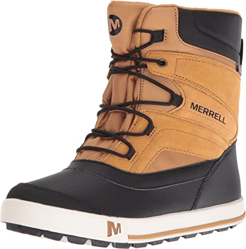 Merrell Snow Bank 2.0 Waterproof Snow Boot (ToddlerLittle KidBig Kid)