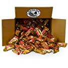 Twix Caramel, Classic Chocolate Candy Bars (5 lb) Bulk of Minis Snacks in a Bag. Perfect for a Party, Buffet, Piñata, Halloween or Valentine Day Gift Baskets