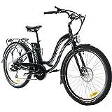 Bicicleta eléctrica Sistema Reactive Sensor Motor: 500W-