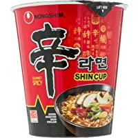 NONG SHIM Shin Cup Spicy Ramyun, 70 g