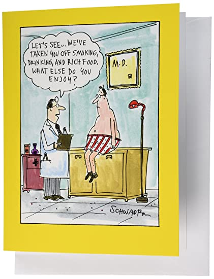 Amazon Com What Else You Enjoy Jumbo Get Well Card With Envelope