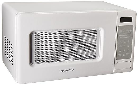 Daewoo KOR-665 Encimera Solo - Microondas (Encimera, Solo ...
