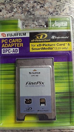 Amazon.com: Fujifilm 15297971 XD Picture Card adaptador de ...