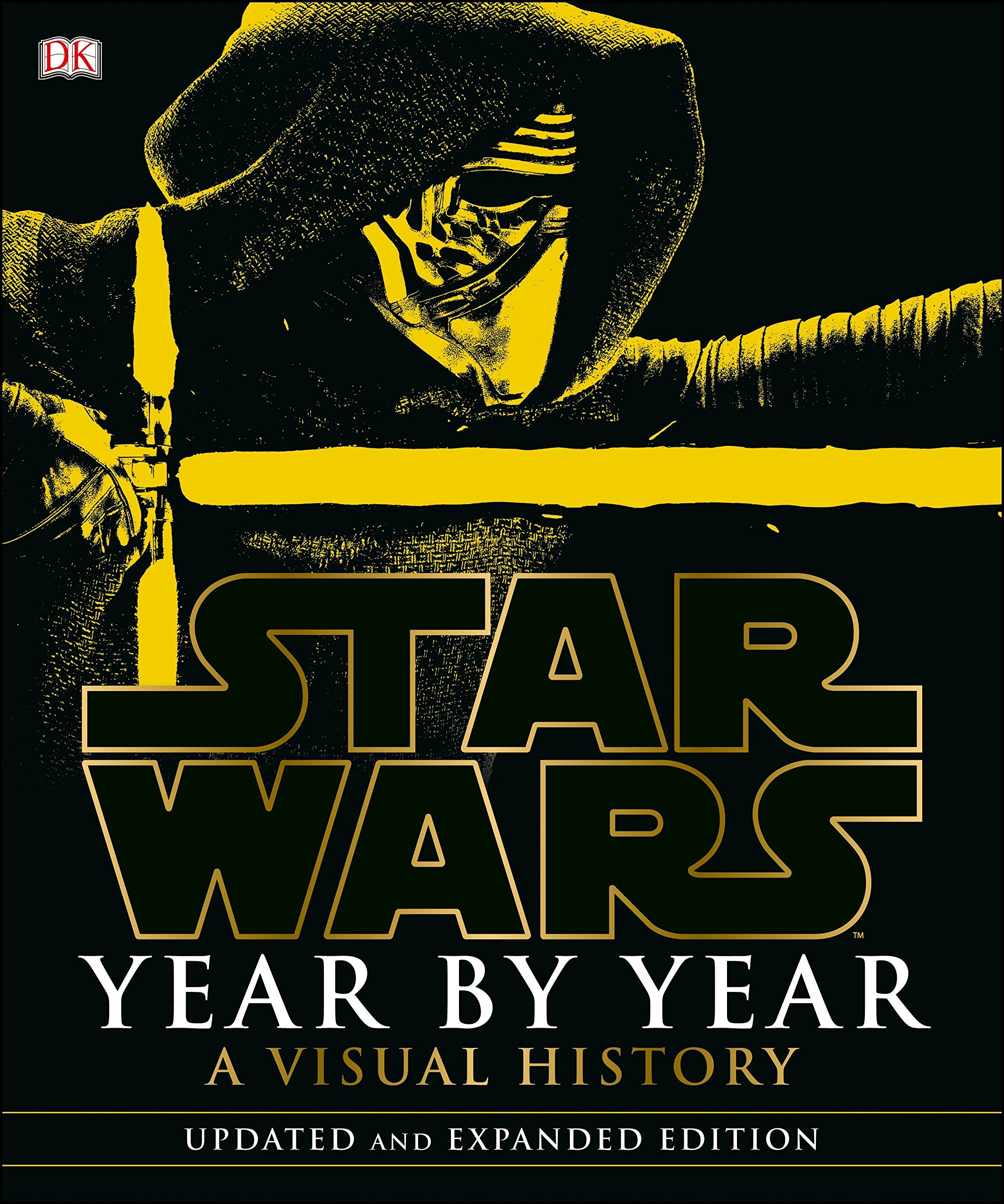 Star Wars Year By Year A Visual History Updated Edition Star Wars Dk Publishing Wallace Daniel 9781465452580 Amazon Com Books