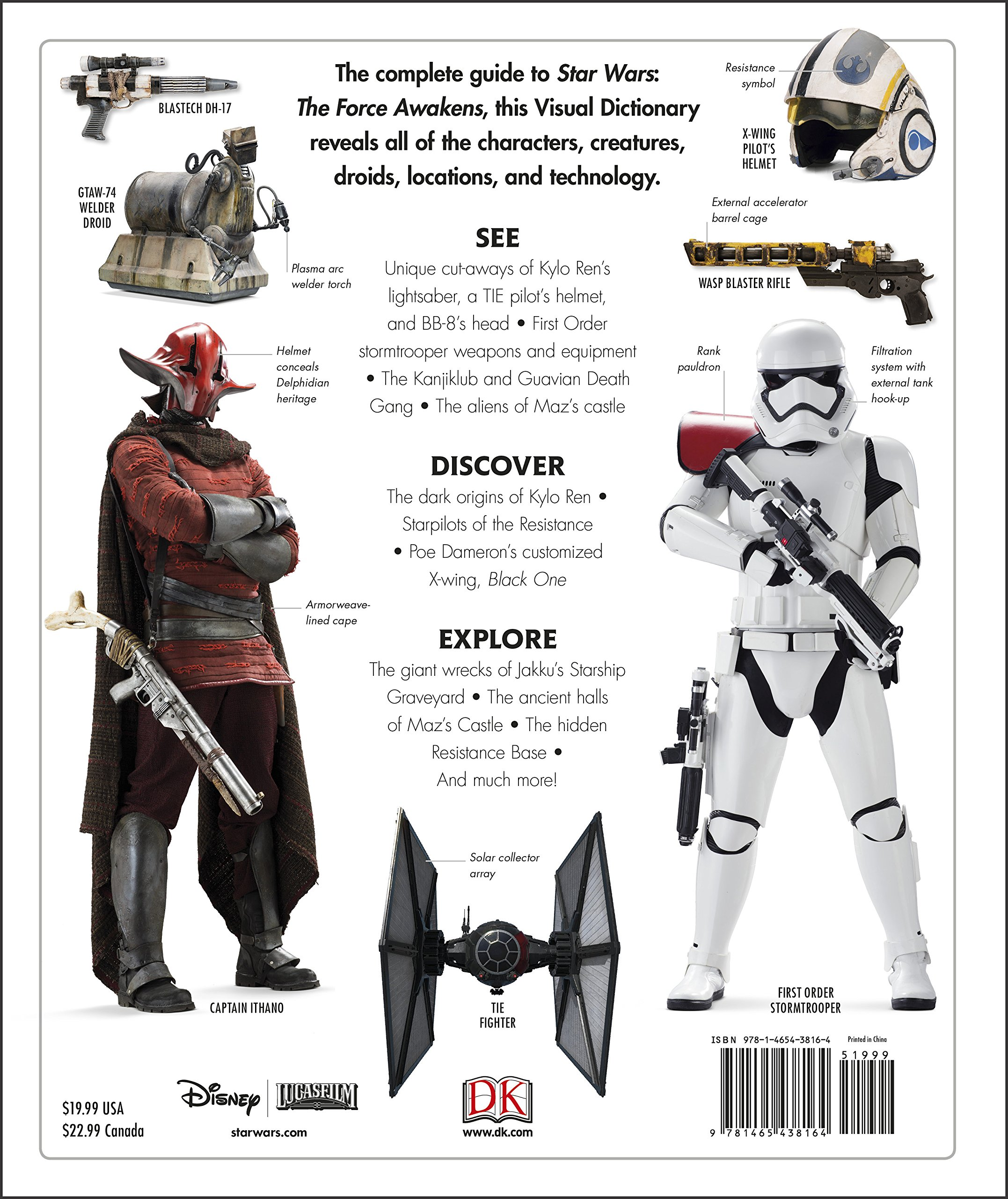 star wars the visual dictionary imperial stormtroopers