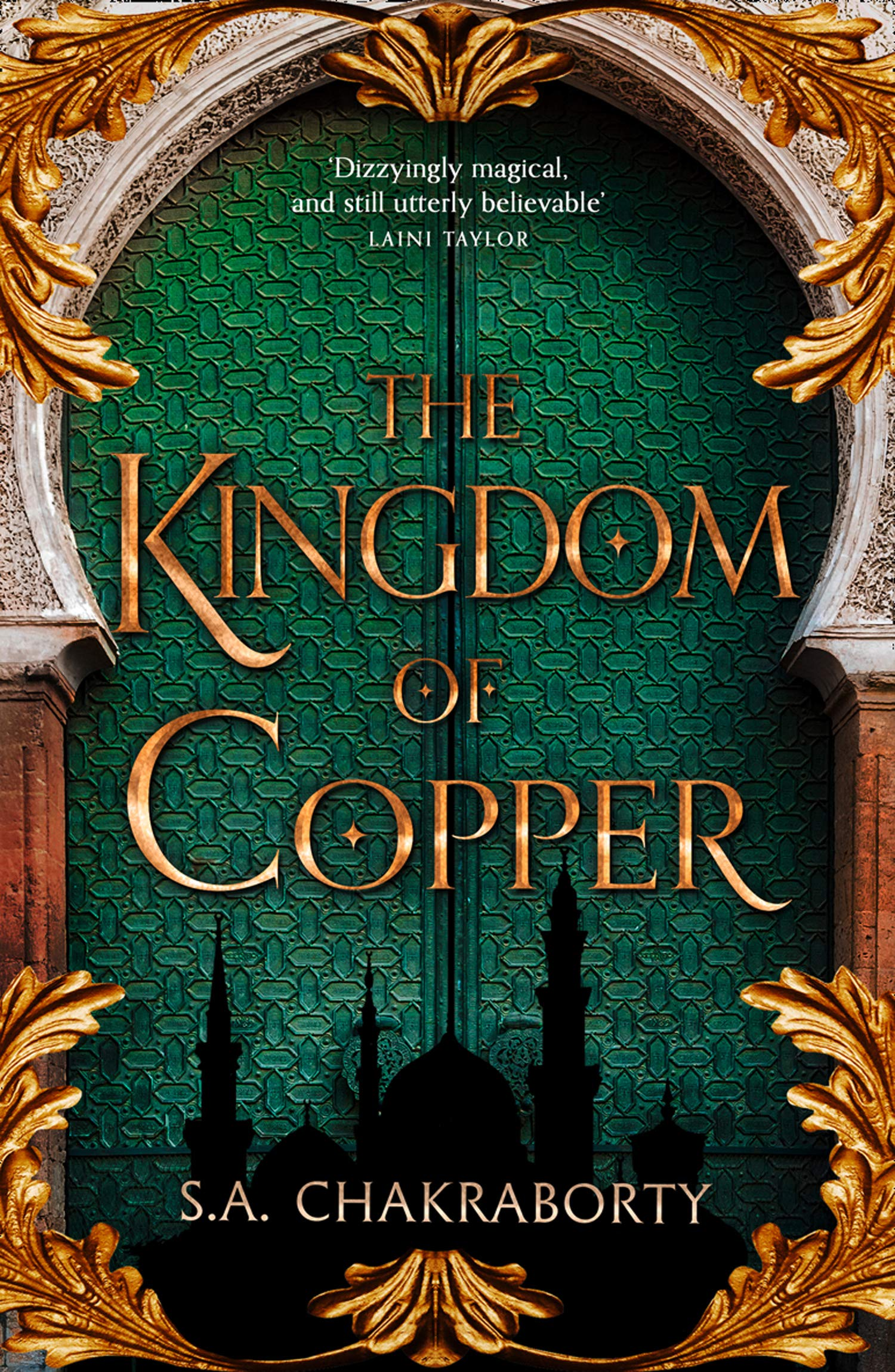 The Kingdom of Copper (The Daevabad Trilogy, Book 2): Amazon.co.uk ...