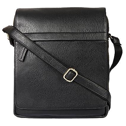 9d510f3df2e6 Buy Impulse Cross Body Sling Bag Multipurpose - 10 inch Tablet iPad Sling  Bag Passport Bag Multi Purpose Bag Fluky (Black) Online at Low Prices in  India ...