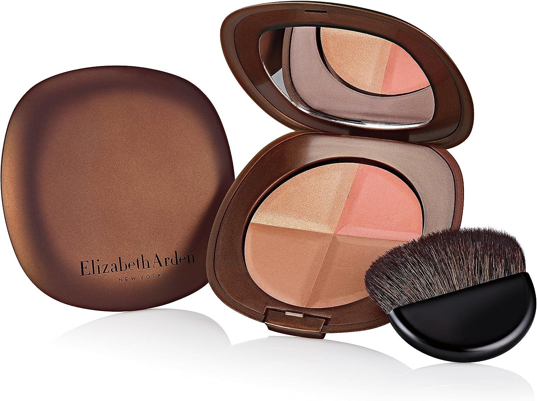 Elizabeth Arden FourEver Bronze Bronceador e Iluminador Facial 9g (Deep): Amazon.es: Belleza