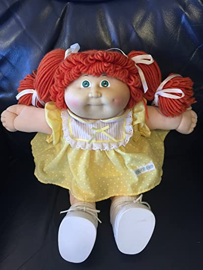 Amazon com: Cabbage Patch Kid: Toys & Games