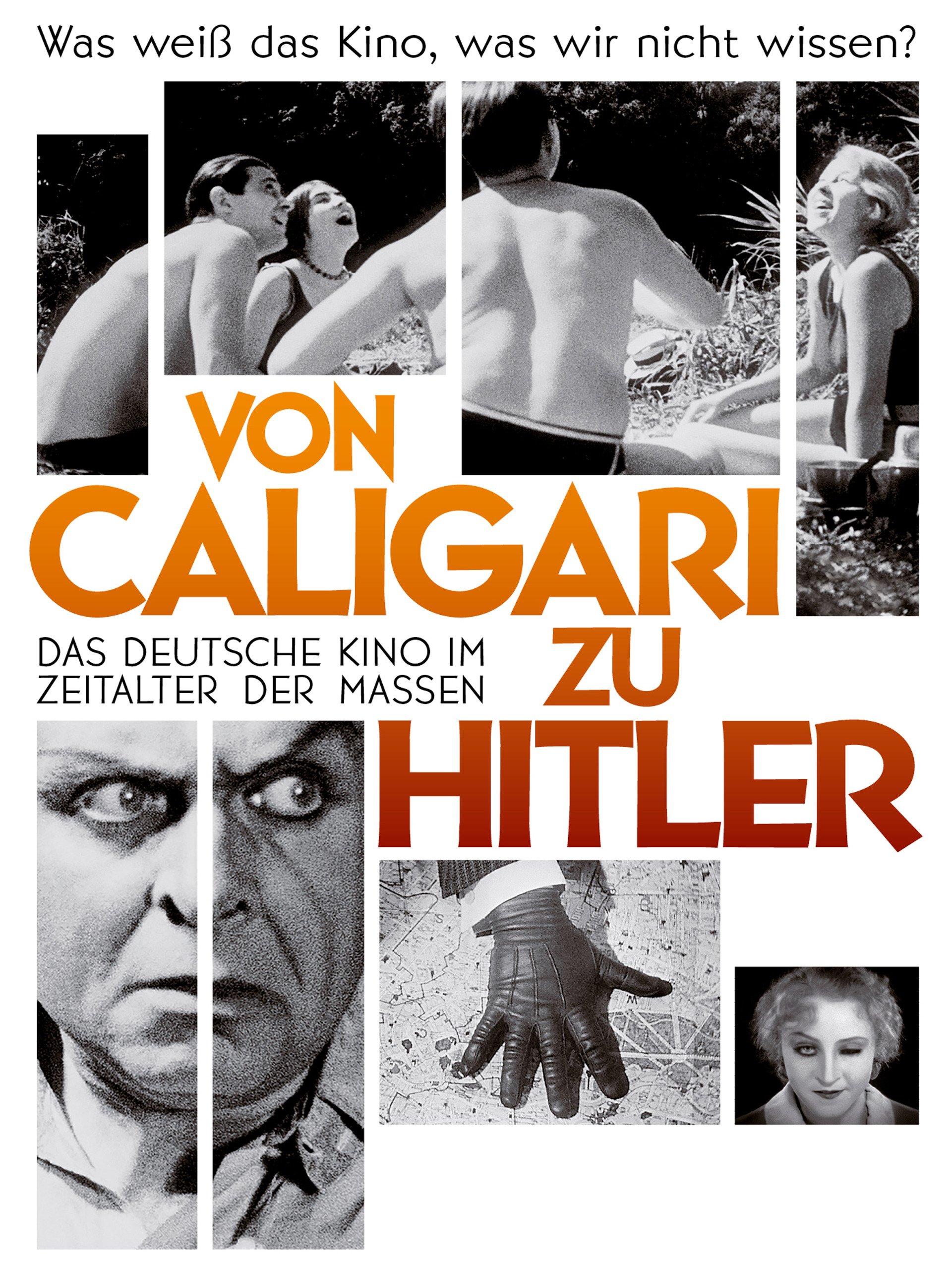 Resultado de imagem para Von Caligari zu Hitler: Das deutsche Kino im Zeitalter der Massen poster