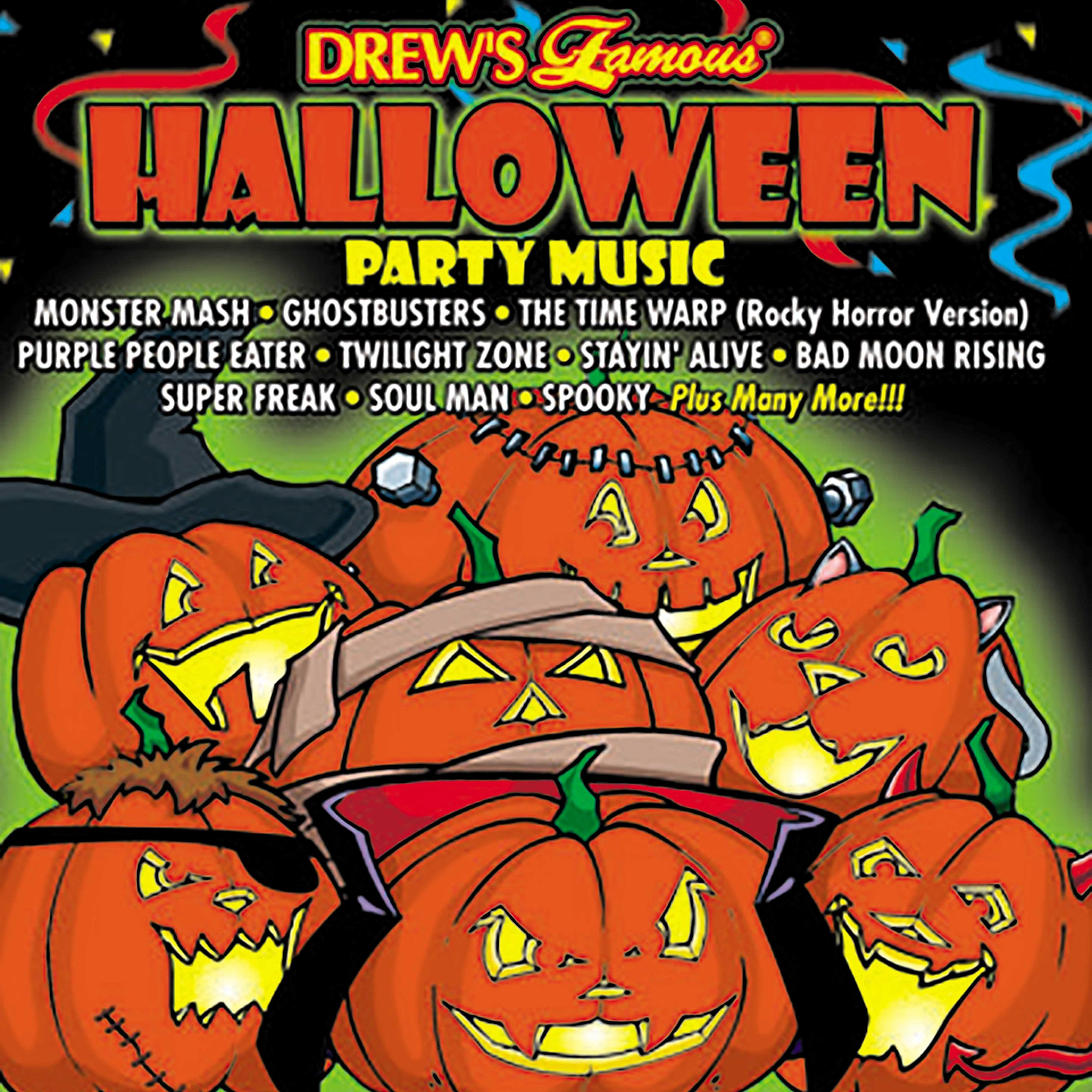 Halloween Party Music by Drew's Entertainment