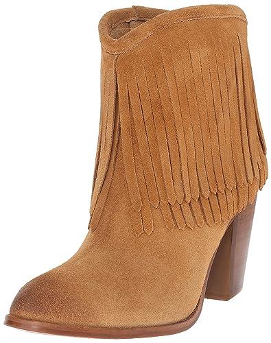 Women's Ilana Fringe Short Western Boot
