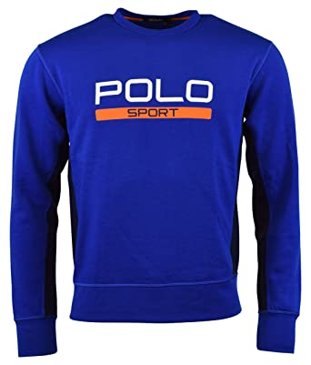 Polo Sport Ralph Lauren Men's Performance Fleece Crewneck ...