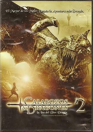 Amazon com: Calabozos y Dragones 2 : la ira del Dios dragon