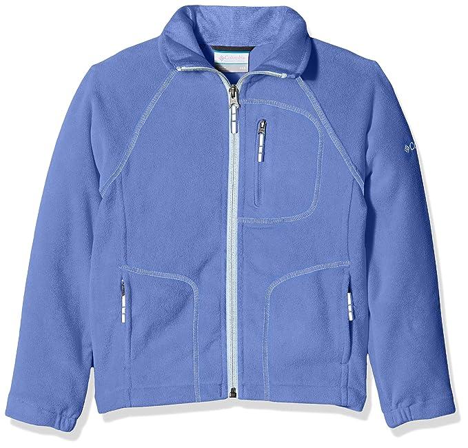 Jackets Columbia Childrens Fast Trek Full Zip Fleece Jacket Coats & Jackets