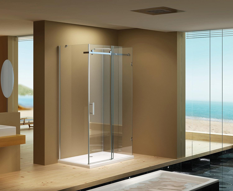 duschkabine u form schiebet r smartpersoneelsdossier. Black Bedroom Furniture Sets. Home Design Ideas