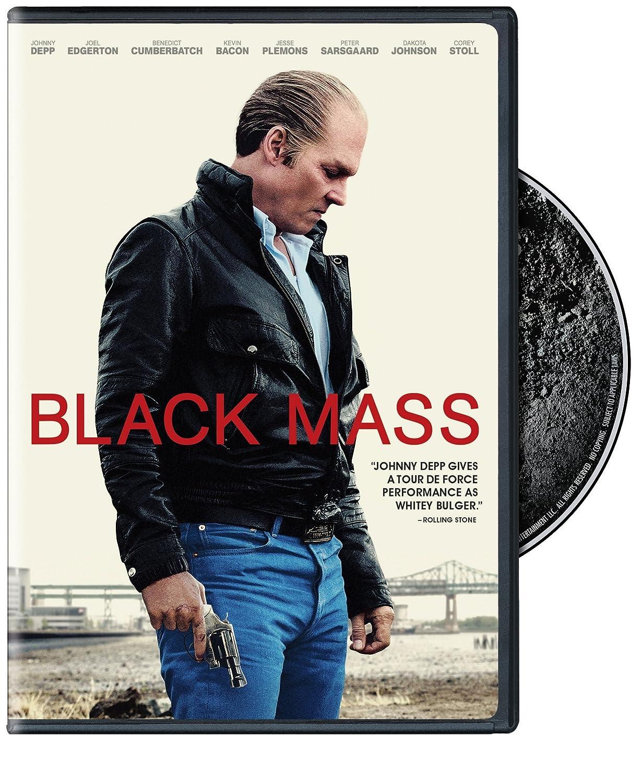 Black Mass [USA] [DVD]: Amazon.es: Depp, Johnny, Cumberbatch ...
