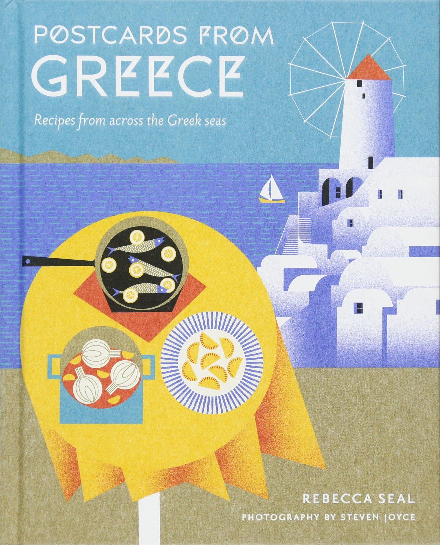 Postcards Greece Recipes Across Greek product image
