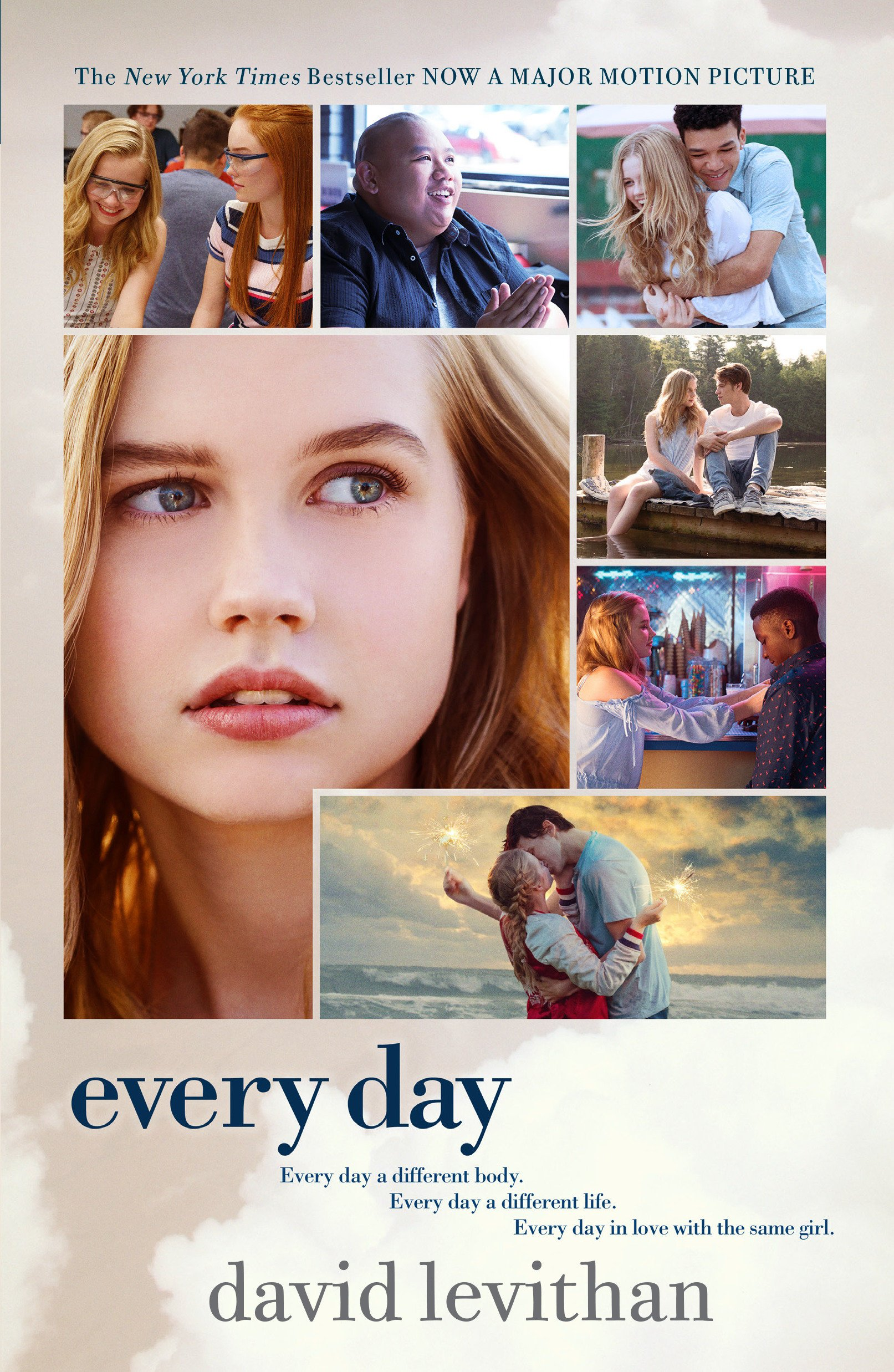 Download Every Day Movie Tie-In Edition pdf epub
