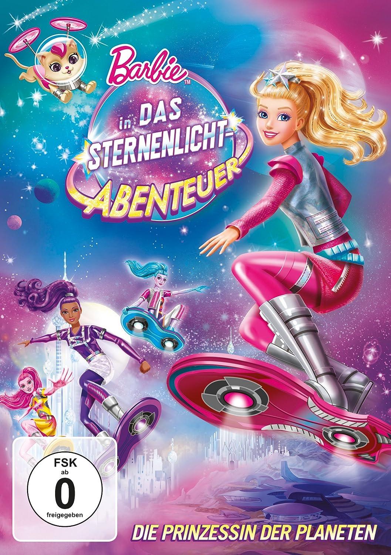 Barbie in Das Sternenlicht Abenteuer Amazon Collette Sunderman Andrew Tan DVD & Blu ray