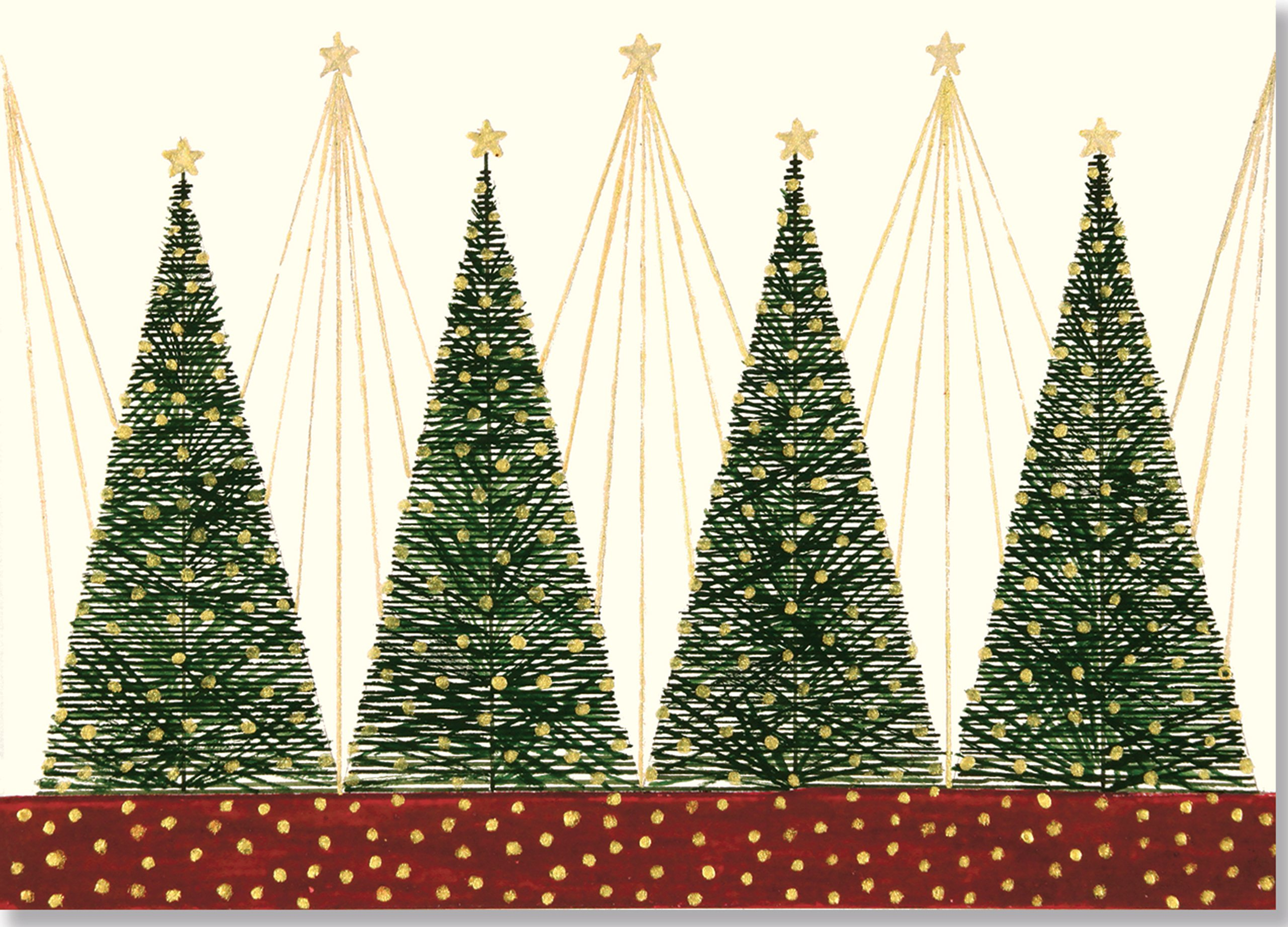 Evergreens in Starlight Deluxe Boxed Holiday Cards (Christmas Cards, Holiday Cards, Greeting Cards) pdf