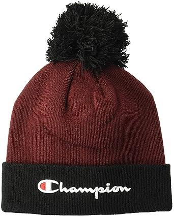5fb82640ddb Champion LIFE Men s Script Knit Pom