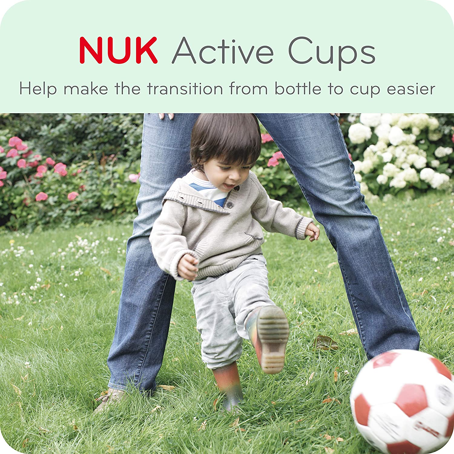 NUK Active Cup 1-Pack 10 oz