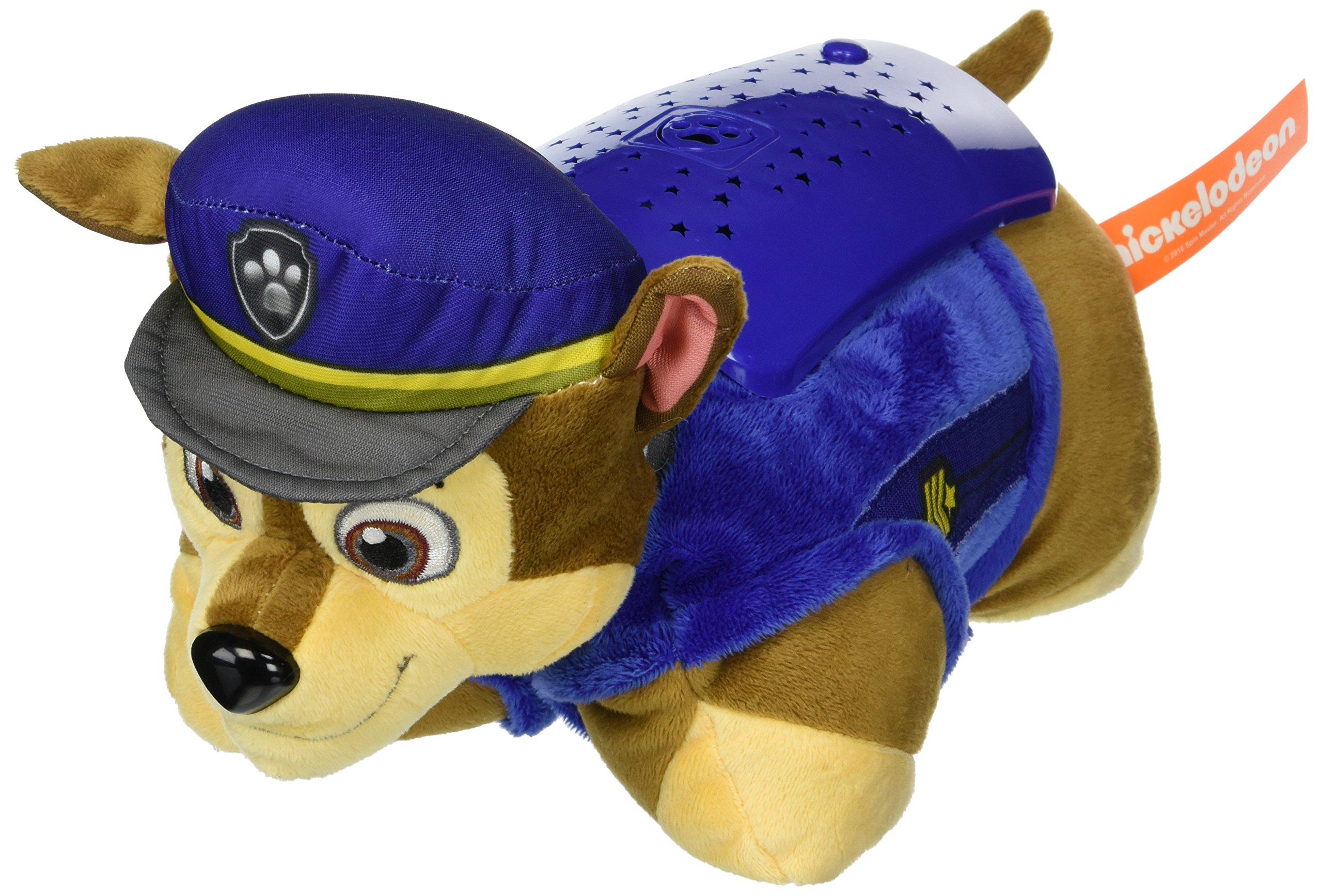 Pillow Pets Nickelodeon Paw Patrol Chase Dream Lites  Stuffed Animal Night Light