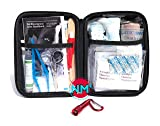 Pet First Aid Kit for Dogs & Cats   45 Piece