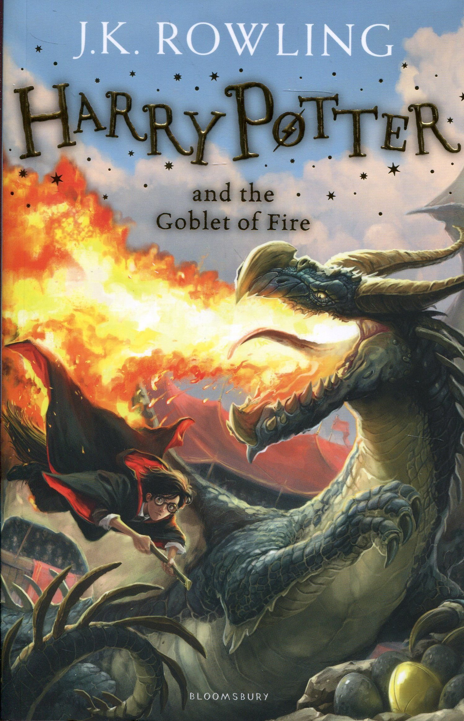 amazon harry potter and the goblet of fire harry potter 4