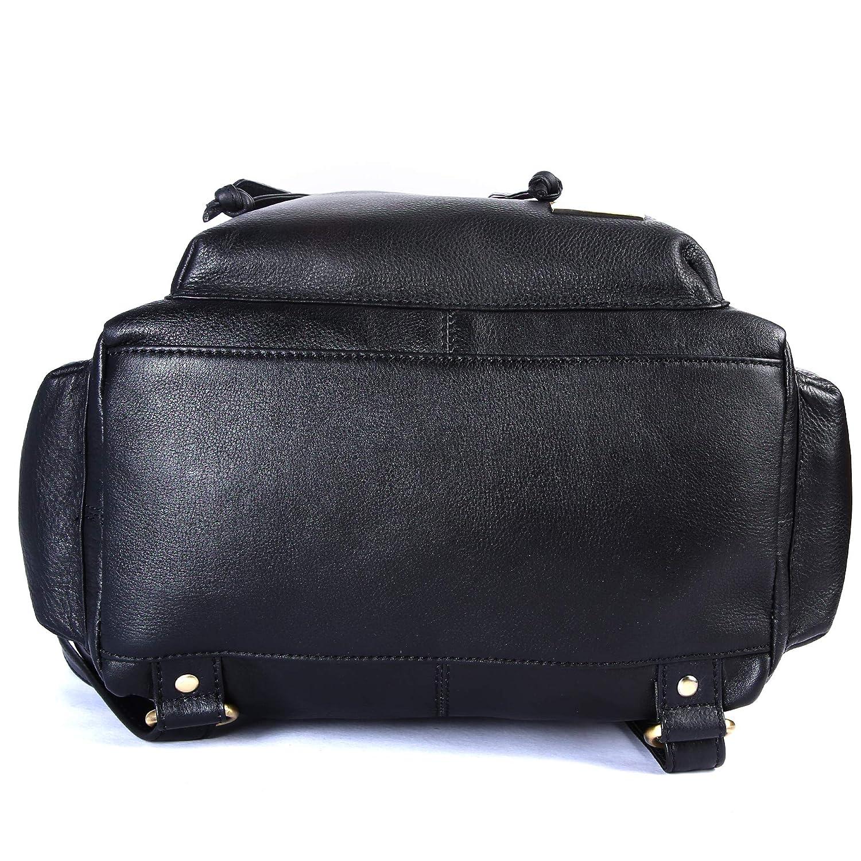 TRU BLU LeatherBackpack Bag