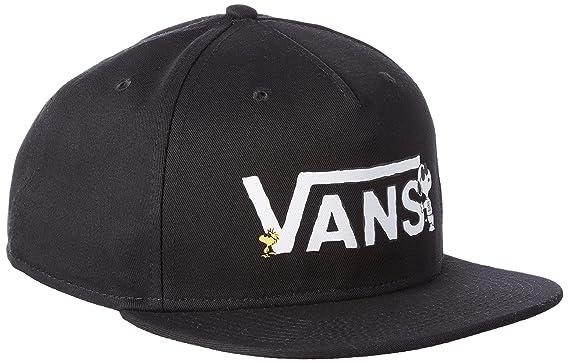 Vans Apparel Men s X Peanuts Snapback Baseball Cap 5ed49ae27e9