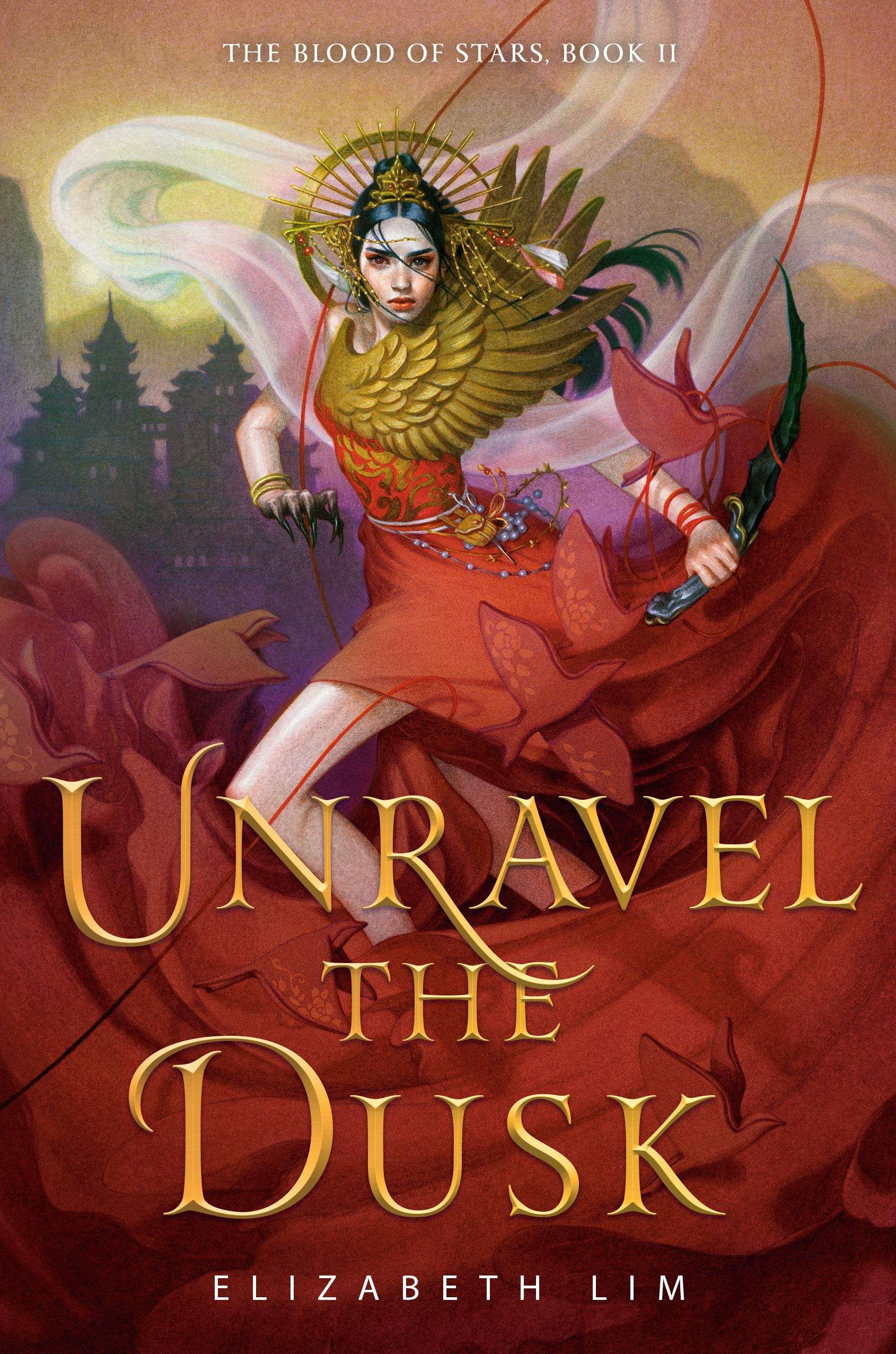 Amazon.com: Unravel the Dusk (The Blood of Stars) (9780525647027 ...