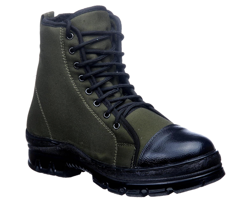 SSG Cobra Men's Canvas Jungle Tough Boot