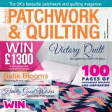 Patchwork and Quilting Magazine