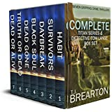 THE COMPLETE TITAN SERIES & DETECTIVE TOM LANGE BOX SET seven gripping crime thrillers (TOTALLY GRIPPING CRIME THRILLER, MYST
