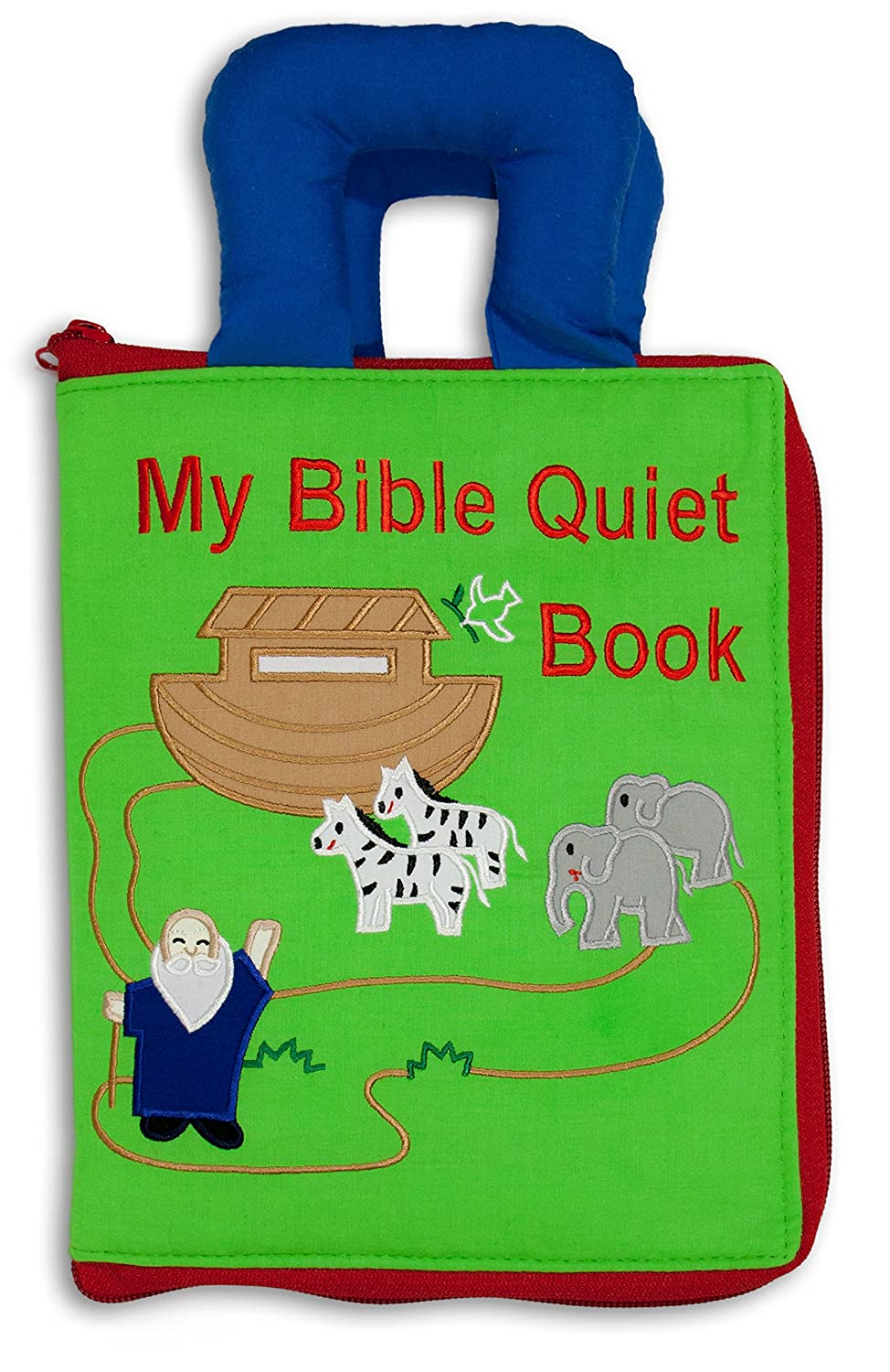 Amazon.com: My Bible Quiet Book: My Growing Season: Toys & Games