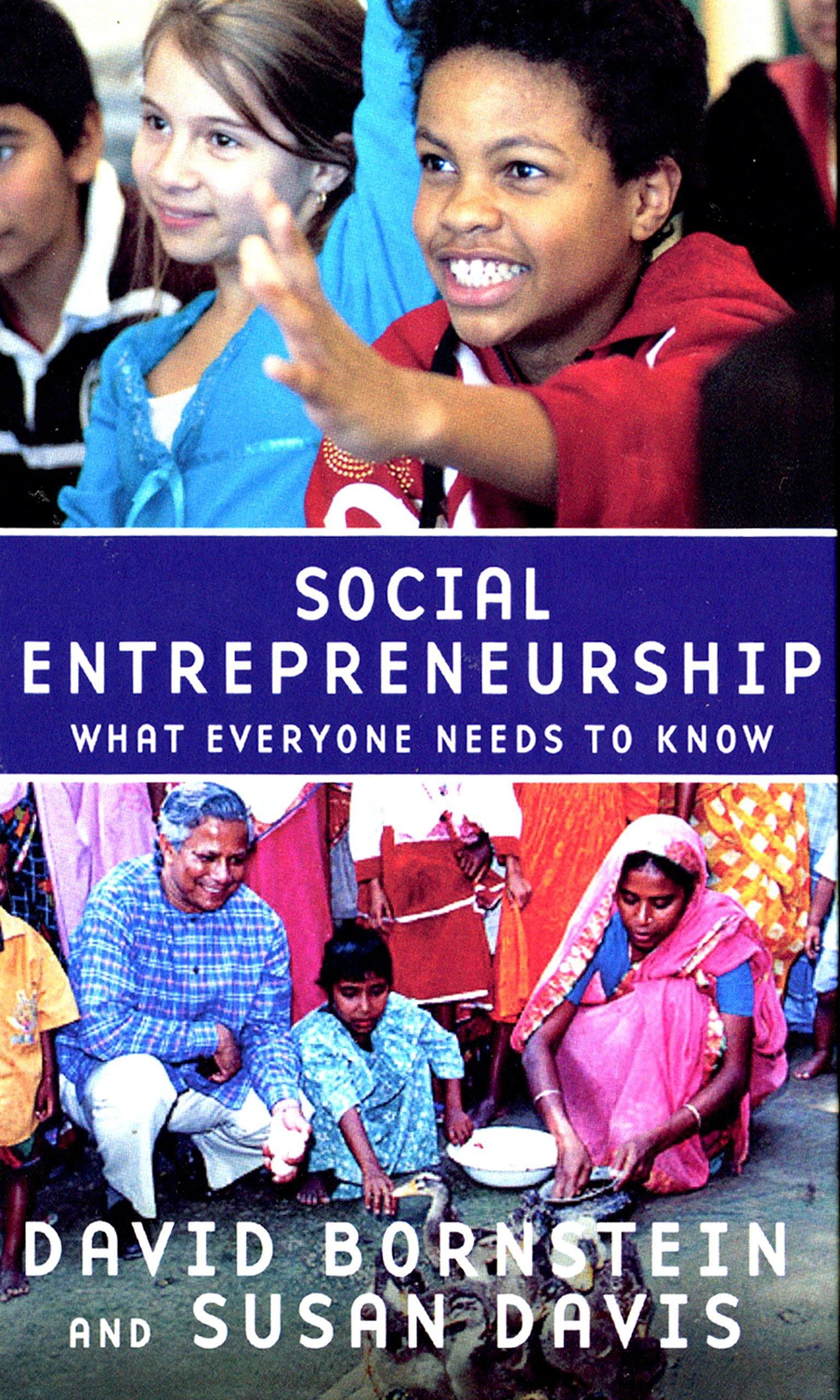 Social Entrepreneurship  What Everyone Needs To Know®  English Edition