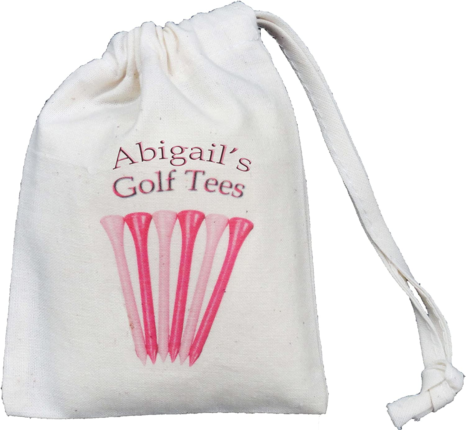 Personalised White Tote Bag Shopper Abigail Any Name Of Choice Gift Birthday